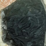 Шуба чернобурка. Фото 2.