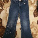 Костюм джинсовый на девочку. Фото 3. Оренбург.