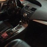 Mazda 3 2011г. Фото 2.