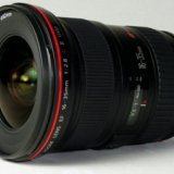 Canon 16-35mm 2.8 объектив. Фото 1.