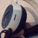 Безпроводные наушники. Фото 1.