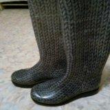 Резиновые сапоги. Фото 1. Таганрог.