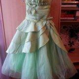 Красивое платье. Фото 1. Кавалерово.