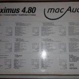 Усилитель mac audio maximus 4.80. Фото 4. Краснодар.