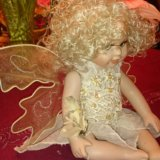 Фарфоровая кукла. Фото 3.