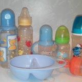Бутылочки и тд. Фото 1. Краснодар.