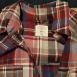 Рубашка клетчатая h&m. Фото 2.
