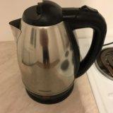 Новый чайник. Фото 1.