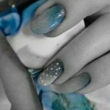 Делаю простую покраску ногтей на дому. Фото 2. Москва.