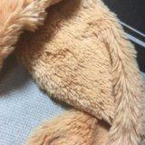 Детский шарфик мишка 3-4 года. Фото 2.