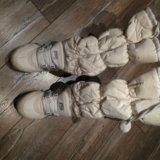 Зимние сапоги-кроссовки,  36. Фото 4. Долгопрудный.