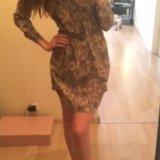 Новое платье-рубашка. Фото 1. Санкт-Петербург.
