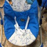 Электронные качели babycare balancelle. Фото 3. Истра.