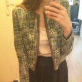 Укороченный пиджак befree. Фото 4.