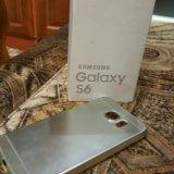Samsung galaxy s6 оригинал обмен на s7. Фото 1.
