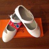 Новые туфли для девочки , размер 33🌹. Фото 1.