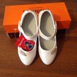 Новые туфли для девочки , размер 33🌹. Фото 2.