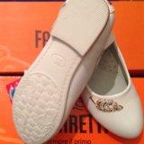 Новые туфли для девочки , размер 33🌹. Фото 3.