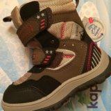 Детские зимние ботинки. Фото 3.