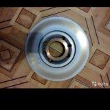 Передние тормозные диски для nissan и renault. Фото 1.