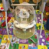 Детская качеля-люлька. Фото 4.
