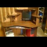 Компьютерный стол. Фото 1. Зеленоград.