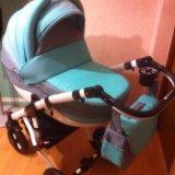Детская коляска 2 в 1 adamex avila. Фото 2.