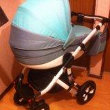 Детская коляска 2 в 1 adamex avila. Фото 1.