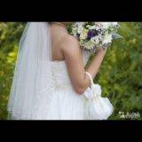 Свадебное платье. Фото 1. Троицк.