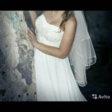 Свадебное платье. Фото 2. Троицк.