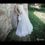 Свадебное платье. Фото 4. Троицк.