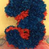 Цифра «3»для фотосессии. Фото 1. Москва.