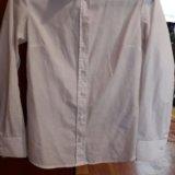 Белая рубашка. Фото 3. Москва.