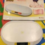 Весы детские selby bs-951. Фото 2.