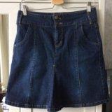 Юбочка джинсовая. Фото 3. Химки.