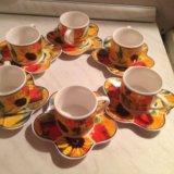 Кофейный набор. Фото 3.