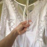 Свадебное платье счастливое. Фото 2. Санкт-Петербург.