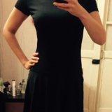 Чёрное платье. Фото 2.