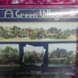 Зеленая деревенька. Фото 1.