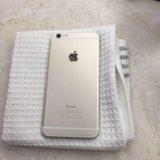 Iphone 6 plus gold 64 gb. Фото 1.