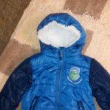 Курточка детская. Фото 1. Комсомольск-на-Амуре.