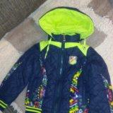 Курточка детская. Фото 1.