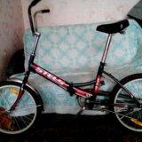 Продам складной велосипед. Фото 2. Артем.