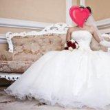 Свадебное платье 46-48. Фото 2. Санкт-Петербург.