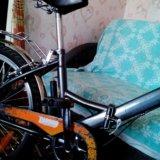 Продам складной дорожный велосипед 6 скоростей. Фото 2. Артем.