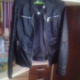Куртка кож.зам. Фото 1. Калининград.