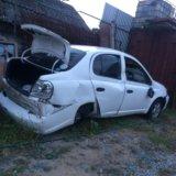 Toyota platz. Фото 1. Хабаровск.