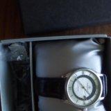 Серебрянные часы венция. Фото 2.
