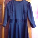 Платье в пол 40-42(s). Фото 3.