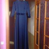 Платье в пол 40-42(s). Фото 4.